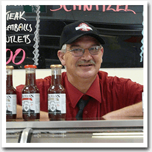 Find a Big Rick's BBQ Sauce butcher