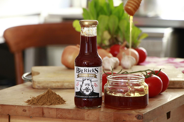 Big Rick's Honey Bar-B-Q Sauce